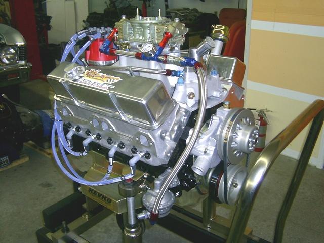 Boomer Racing Enterprises Engine Dyno Engine Building